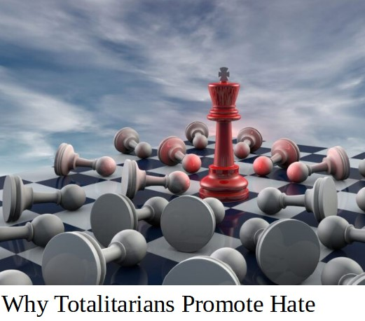 totalitarian hate